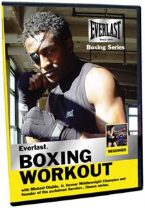 Beginner Boxing Workout DVD